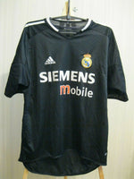 Load image into Gallery viewer, Real Madrid 2004/2005 away Size L Adidas 367826 jersey