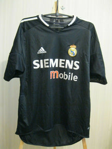 Real Madrid 2004/2005 away Size L Adidas 367826 jersey