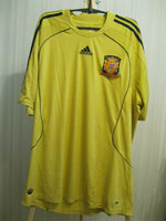 Load image into Gallery viewer, Spain national team 2008/2009/2010 Away Size 2XL Adidas 614175 jersey