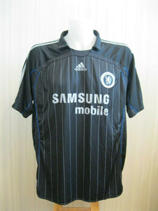 Chelsea London 2006/2007 away Size 2XL Adidas 061079 jersey