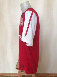 AUTHENTIC Arsenal London 2011/12 Home Size 2XL Nike 423978-620 jersey