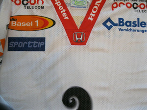 EHC Basel Size S Ice Hockey Interhockey jersey