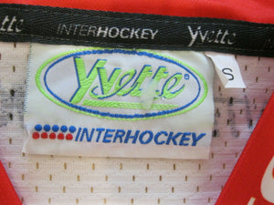 Rare Switzerland  EHC Basel Size S Ice Hockey Interhockey jersey