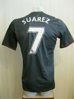 Load image into Gallery viewer, FC Liverpool #7 Suarez 2011/2012 home Size S Adidas V13870 jersey