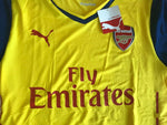 Load image into Gallery viewer, AUTHENTIC Arsenal London 2014/2015 away Size 2XL Puma jersey