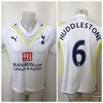 Load image into Gallery viewer, Tottenham Hotspur #6 Huddlestone 2009/2010 Home Size M Puma jersey