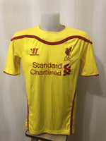 Load image into Gallery viewer, FC Liverpool 2014/2015 Away Size L Warrior jersey