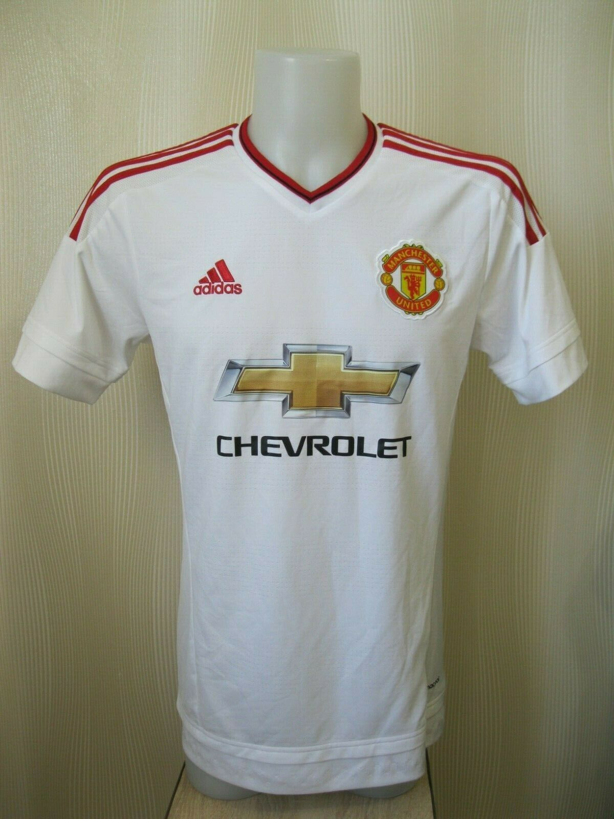 Manchester United #7 Memphis Depay 2015/2016 away Size M Adidas AI6363 jersey