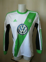 Load image into Gallery viewer, VFL Wolfsburg 2013/2014 home Size M Adidas G69003 jersey