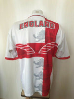 Load image into Gallery viewer, VINTAGE England League World CUP 1995 Size L Puma jersey