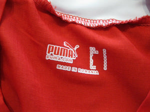 Switzerland team 2006/2008 Home Size S Puma 732046 jersey
