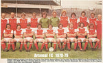 Load image into Gallery viewer, ORIGINAL Arsenal London 1978/1981 Home Size S Umbro jersey