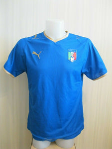 Italy team 2008/2009 home Size L Puma 733916 jersey