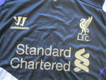 Load image into Gallery viewer, FC Liverpool 2013/2014 Third YXL Warrior jersey
