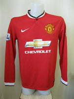 Load image into Gallery viewer, Manchester United 2014/2015 Home Size M Nike 611038-624 jersey