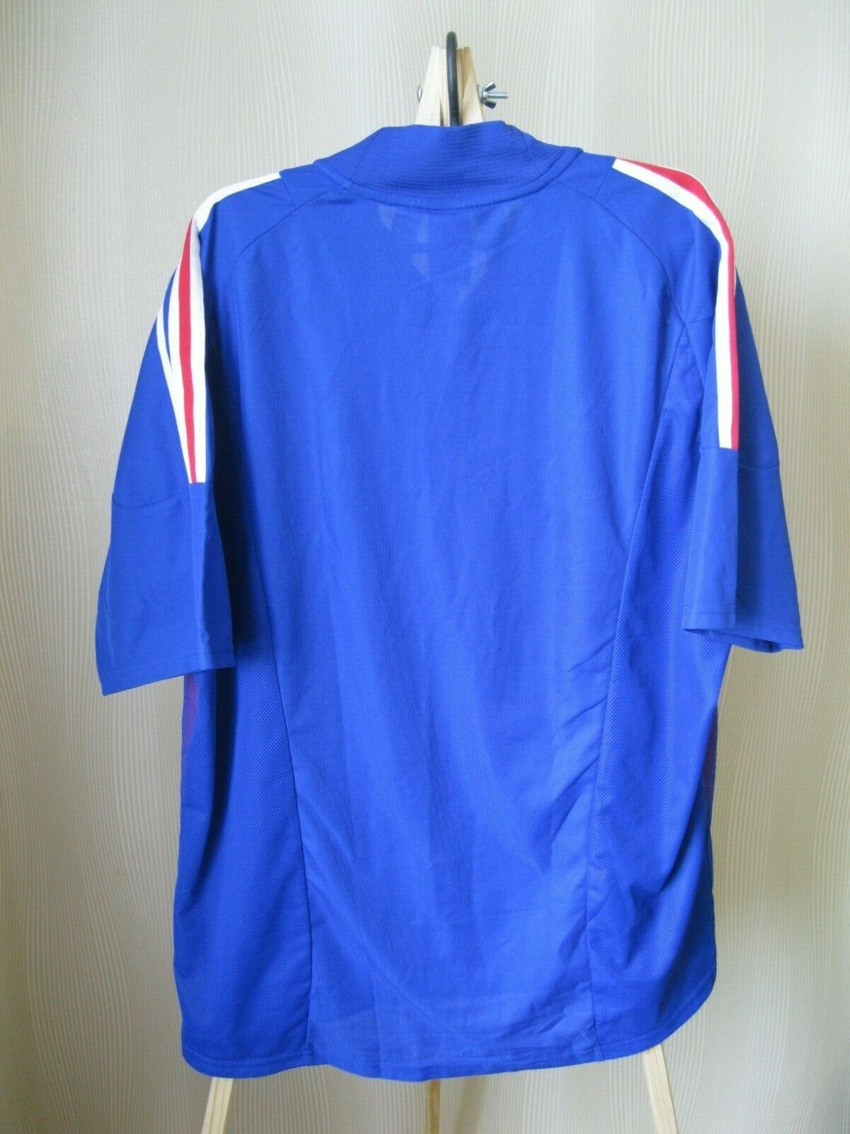 France national team 2002/2003/2004 Home Size XL adidas jersey