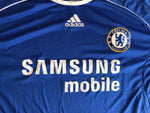 Load image into Gallery viewer, Chelsea London #8 Lampard 2006/2007/2008 Home 2XL Adidas 061228 jersey