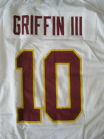 Load image into Gallery viewer, Washington Redskins #10 Robert Griffin III Size XL Nike jersey