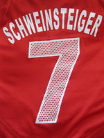 Load image into Gallery viewer, Deutschland #7 Schweinsteiger 2004/2006 third Size M Adidas 643981 jersey