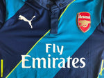 Load image into Gallery viewer, Arsenal London 2014/2015 Third Size L Puma 746751 jersey
