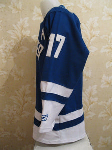 AUTHENTIC Vancouver Canucks #17 Kesler Size 48 Reebok jersey