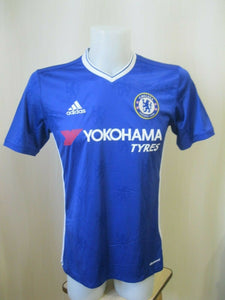 Chelsea London 2016/2017 home Size S Adidas AI7182 jersey