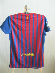 Ladies FC Barcelona 2011/2012 home Size S Nike 419911-486 jersey