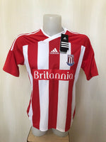 Load image into Gallery viewer, FC Stoke City 2011/2012 home Size M Adidas O56556 jersey