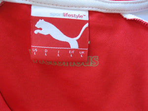 Arsenal London 2014/2015 home Size L Puma 746446 jersey