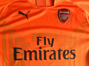 AUTHENTIC Arsenal London 2014/15 Goalkeeper Size XL Puma 746377 jersey