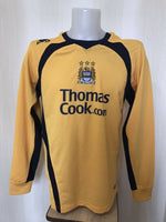 Load image into Gallery viewer, Manchester City 2008/2009 Goalkeeper Size M Le Coq Sportif jersey