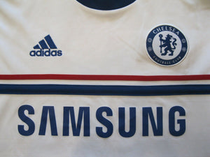 Chelsea London 2013/2014 Away #10 Mata Size M Adidas Z27645 jersey