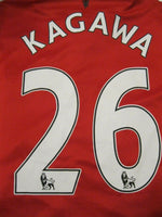 Load image into Gallery viewer, Manchester United #26 Kagawa 2013/2014 Home Size M Nike 532837-624 jersey