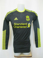 Load image into Gallery viewer, AUTHENTIC Liverpool SIGNED by Suarez 2010/2011 Third Size M adidas jersey