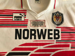 Load image into Gallery viewer, VTG Wigan 1994/1995 Home Size L Puma jersey WORLD CHAMPIONS