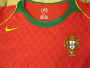 Portugal national team 2004/2005/2006 Size L Nike jersey