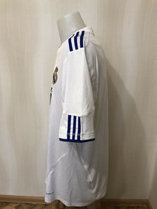 Real Madrid 2010/2011 home Size 2XL Adidas P96163 jersey