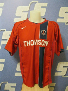 Paris Saint-Germain 2004/2005 Away Size 2XL Nike jersey
