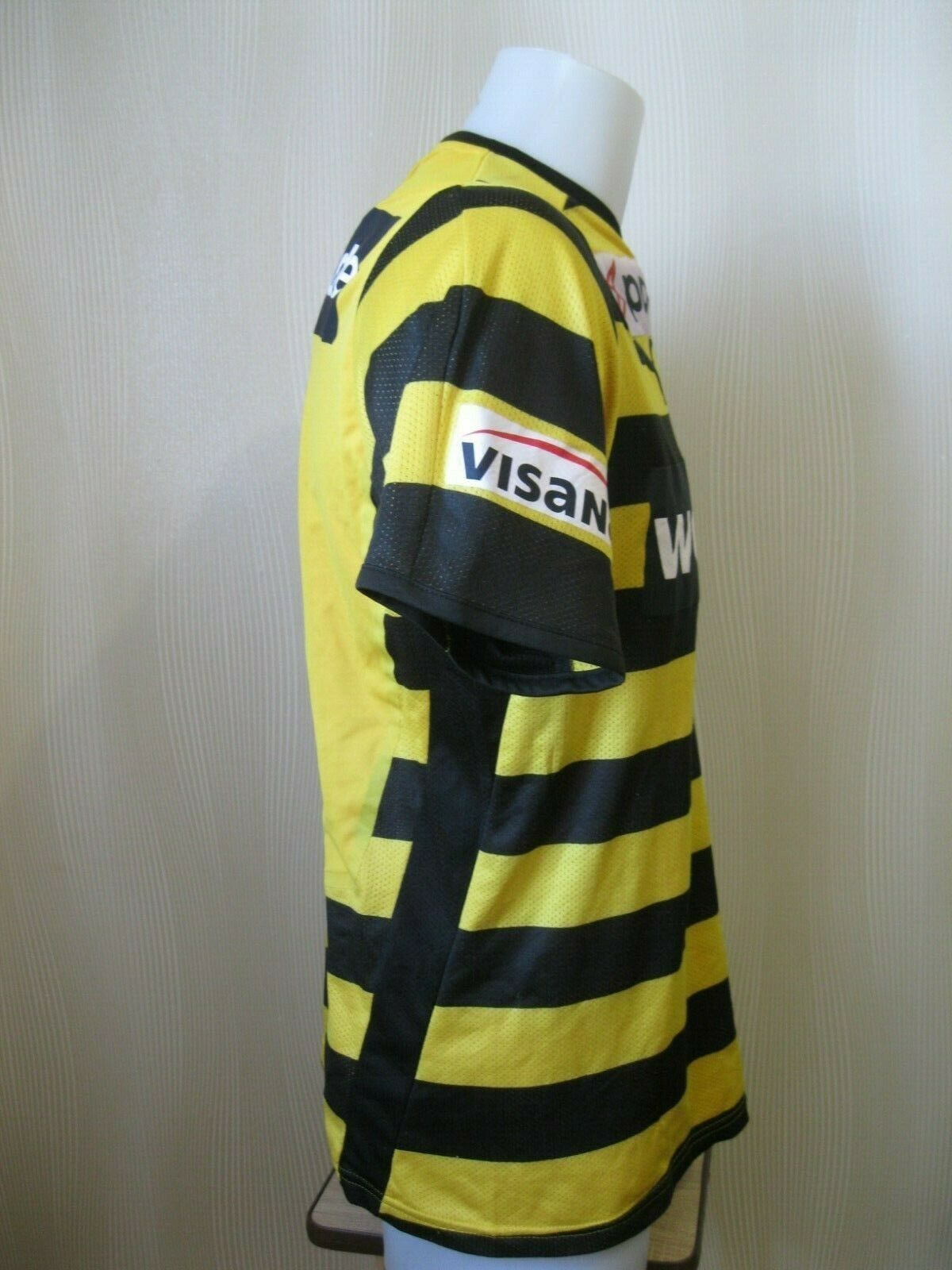 BSC Young Boys Berne MATCH WORN 2009/2010 home Size M Puma 735473 jersey