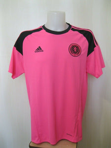Scotland national team 2016/2017 away Size XL Adidas AI6608 jersey