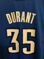 Load image into Gallery viewer, Oklahoma City Thunder #35 Kevin Durant Size S adidas 7565a jersey