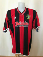 Load image into Gallery viewer, FC Yeovil Town 2003/2004/2005 Away Size 2XL Poulas Benara jersey