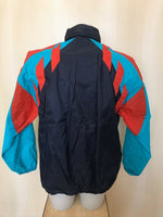 Load image into Gallery viewer, VINTAGE adidas 1990s Size: Men's S / Ladie's L zip jacket coat raincoat sports
