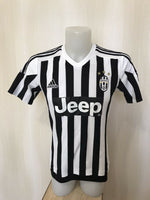 Load image into Gallery viewer, Juventus 2015/2016 Home Size S Adidas AA0336 jersey
