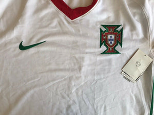 Portugal team 2008/2009/2010 Away Size XL Nike 259181-105 jersey