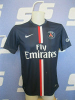 Load image into Gallery viewer, Paris Saint-Germain 2014/2015 Home Size M Nike 618757-411 jersey
