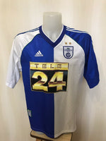 Load image into Gallery viewer, Grasshoppers 1999/2000 home Size L adidas jersey