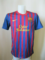 Load image into Gallery viewer, FC Barcelona 2011/2012 home Size M Nike 419877-486 jersey