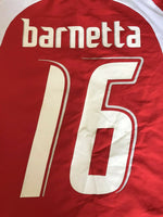 Load image into Gallery viewer, Switzerland team #16 Barnetta 2006/2008 Home Size S Puma jersey