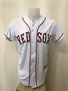 Boston Red Sox Size S Majestic jersey